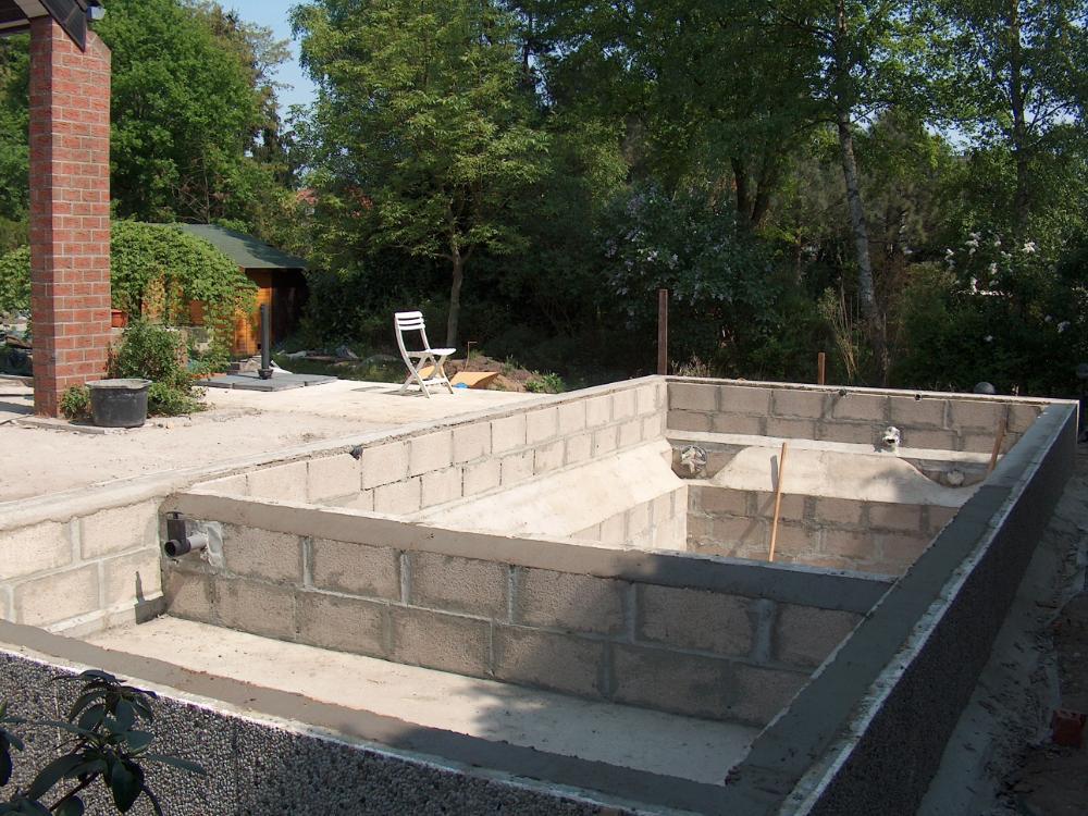 Forums vijver aanleg ontwerp show je tuin for Vijverbak groot