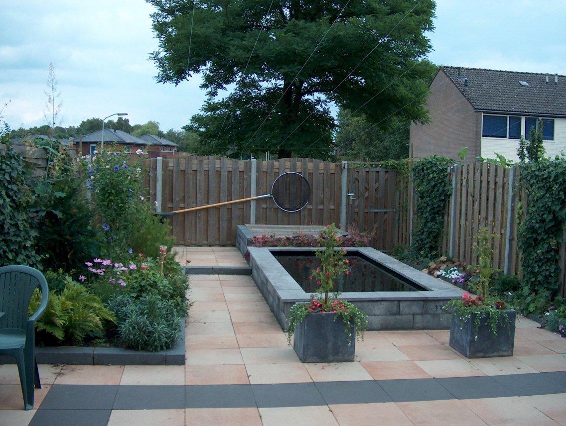 Forums show vijver tuin onze tuin vijver filter en for Kleine tuinvijver